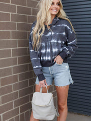 Free People Hooded Sweatshirt