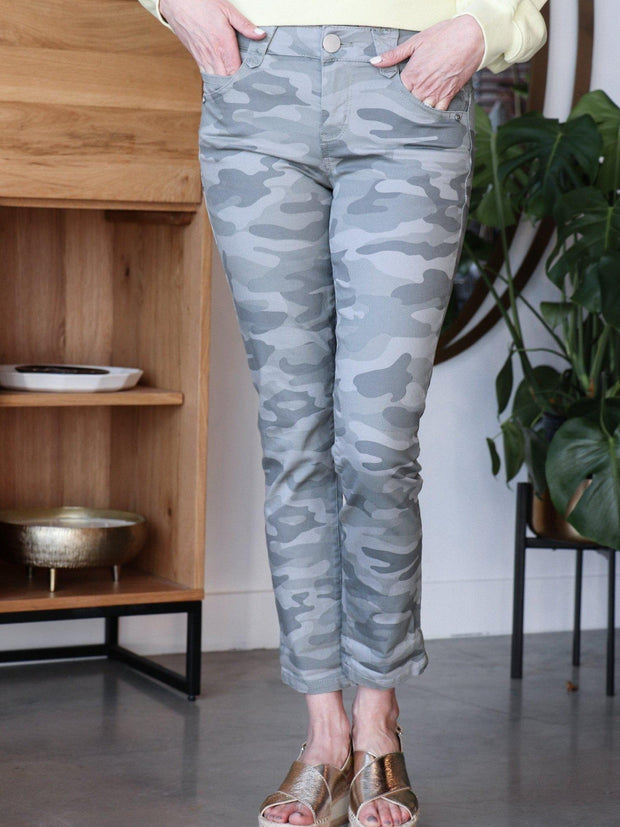 Democracy Camo Ankle Skimmer Bottoms