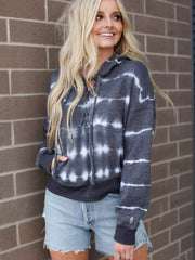 Free People Tie Dye Sweatshirt