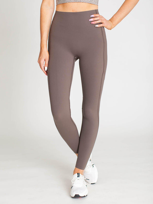 high waist bark legging