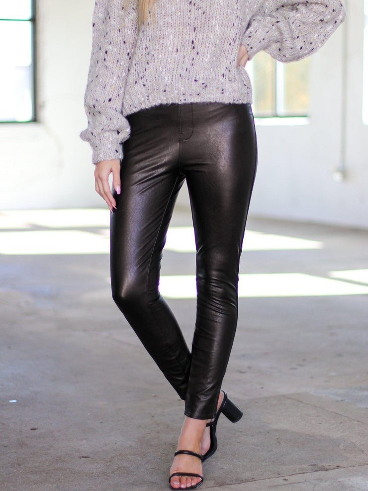 Spanx Faux Leather Pant
