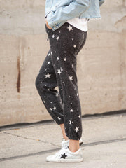 Star Print Jogger Sweats