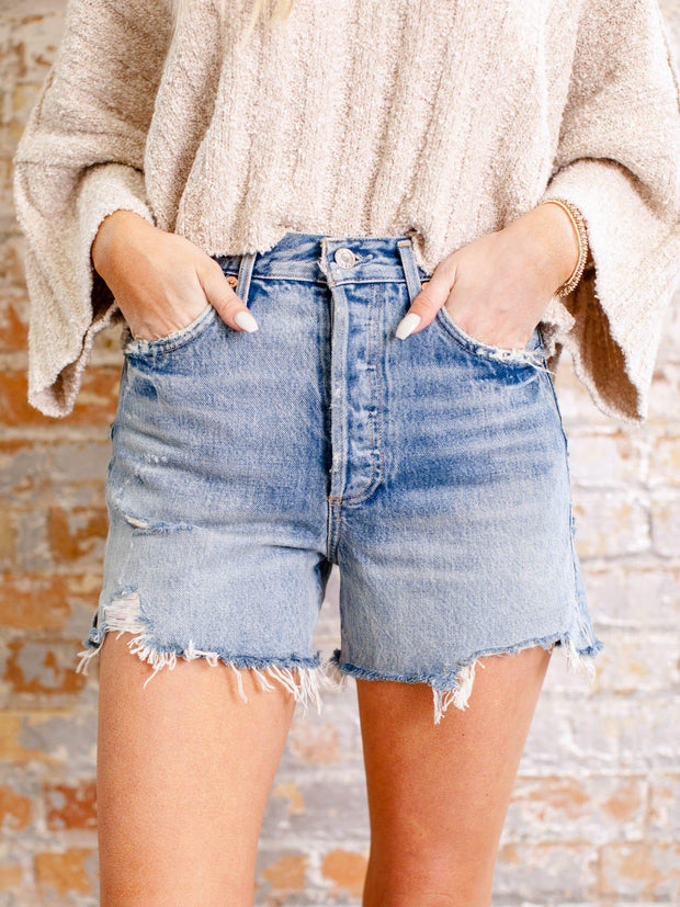 destructed high rise short