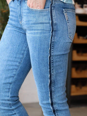 PAIGE Raw Detail Denim