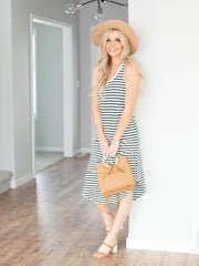 tank stripe dress