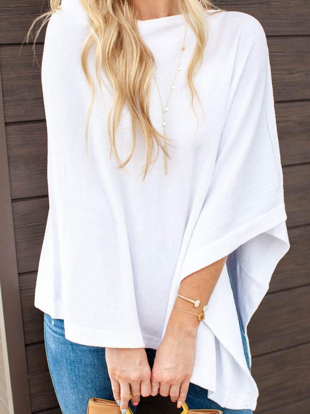 Barefoot Dreams Oversized Poncho