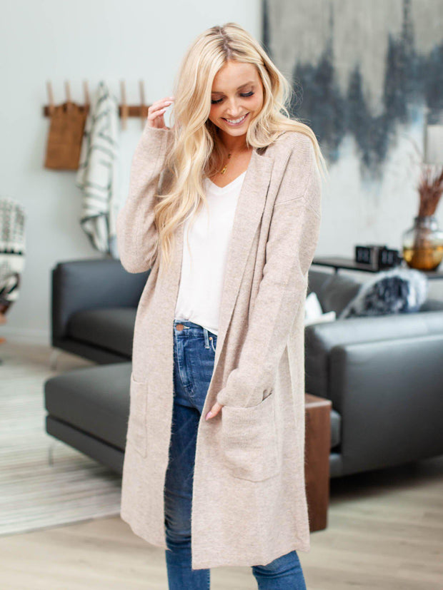 sweater coat cover up