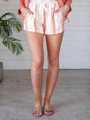 Billabong Variegated Stripe Shorts