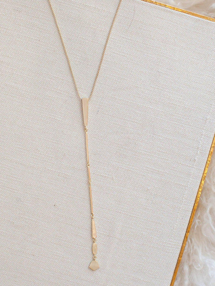Kendra Scott Aella Gold Necklace