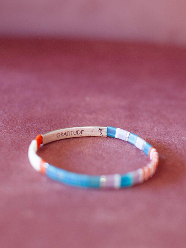 Scout Gratitude Colorful Bracelet