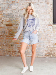 free people baggy shorts