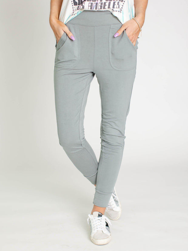 slim fit legging joggers
