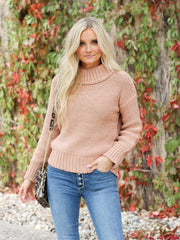 Basic Knit Sweater