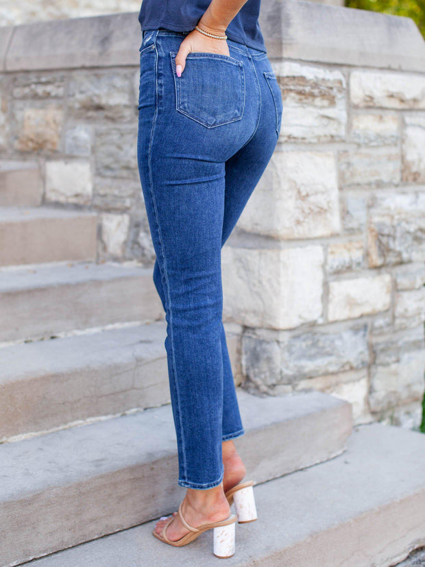 PAIGE Ultra High Rise Denim