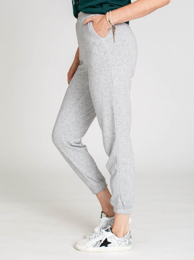 heather grey sweatpants