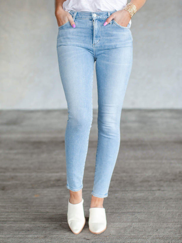 Citizens of Humanity Basic Lightwash Denim