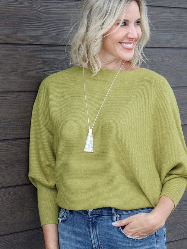 kerisma ribbed sweater