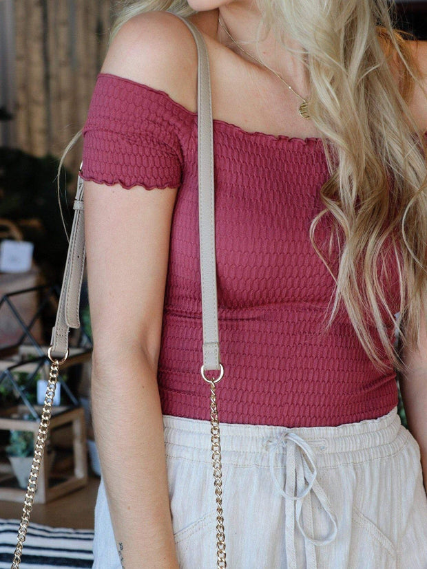 Free People Moulin Tank