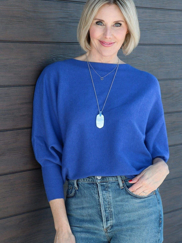 royal blue kerisma sweater