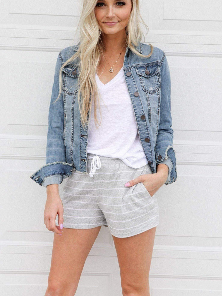 Thread & Supply High Tide Shorts