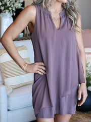 Gentle Fawn Sleeveless Dress