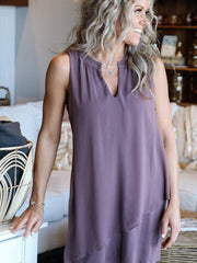 Gentle Fawn Layered Dress