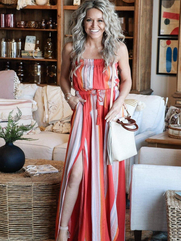 Free People Calling Your Name Maxi Dress
