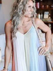 Flowy Thin Strap Jumpsuit