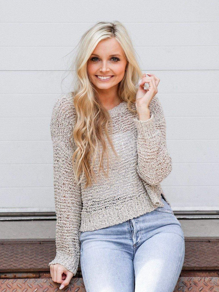 lightweight spring sweater