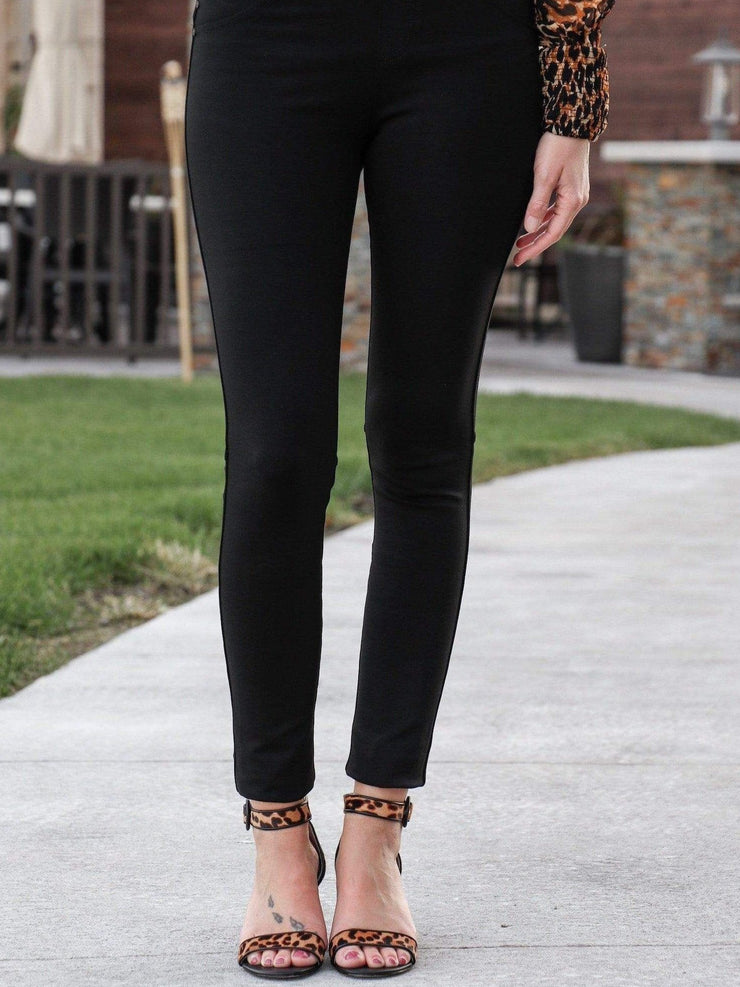 Sanctuary black skinny legging pant