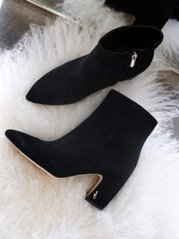 Sam Edelman Pointed Toe Ankle Boot