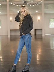 side stripe PAIGE jeans