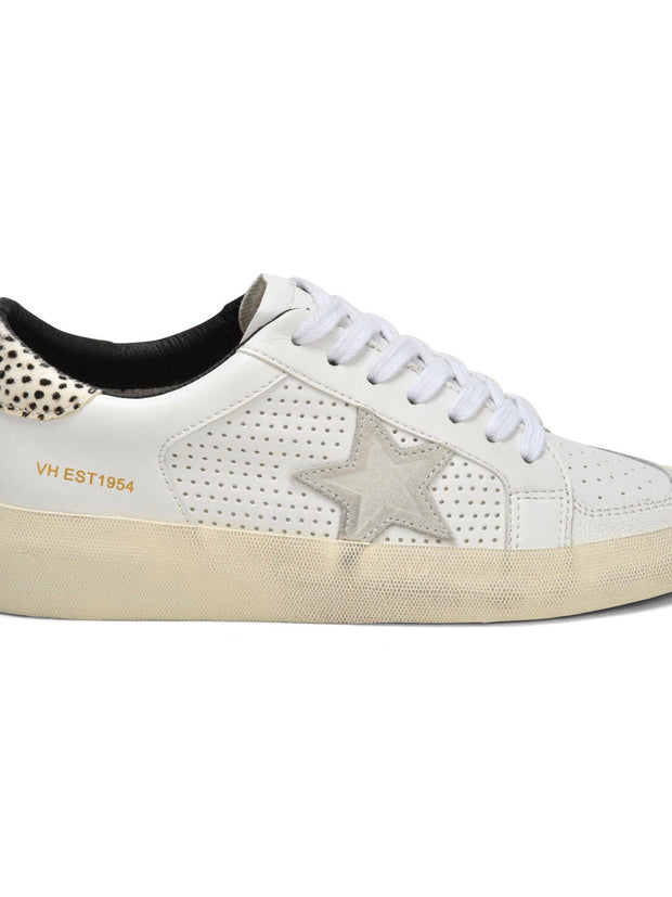 Perforated Start sneaker