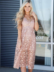 Rose Gold Astr Dress