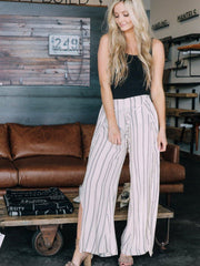 striped wrap billabong pants