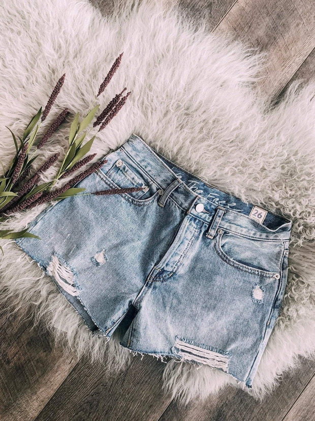 Free People Denim Shorts/Skirts Free People Sofia Short