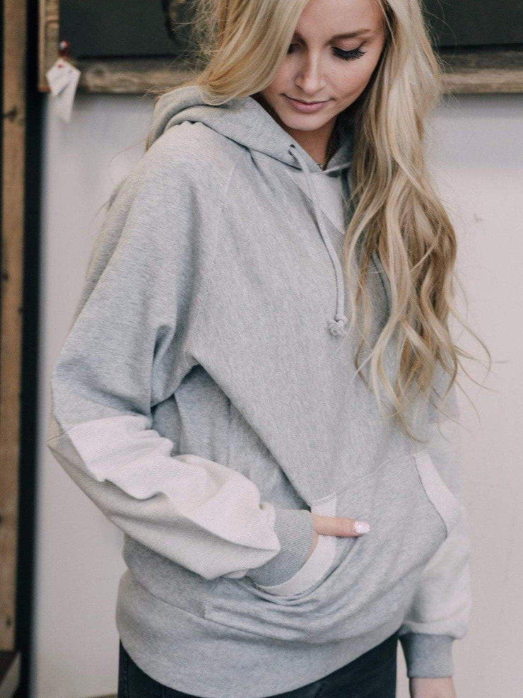 Free People Fleece Free People Hawking Hoodie