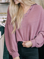 Free People Knit tops Free People Rush Hour Tee