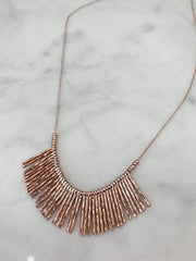 gorjana Premium necklace Gorjana Kylie Fan Necklace