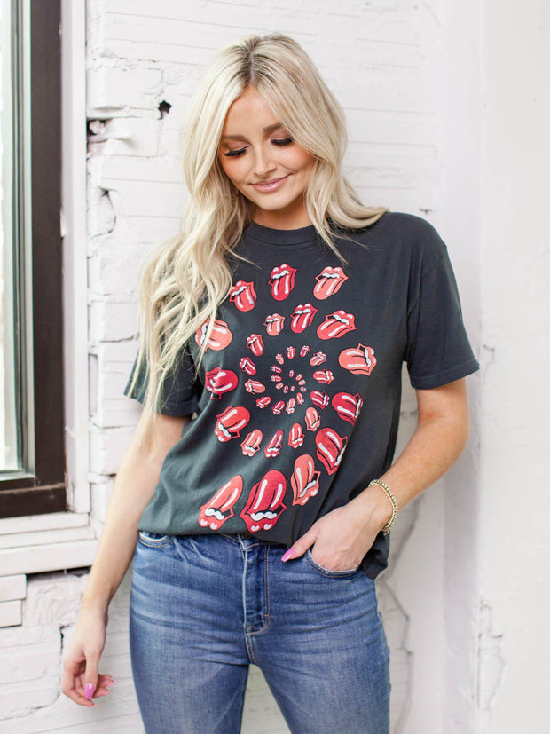 Daydreamer Rolling Stones Graphic Tee