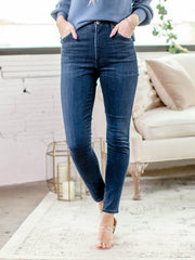 Citizens of Humanity Serona Chrissy Sculpt High Rise Skinny