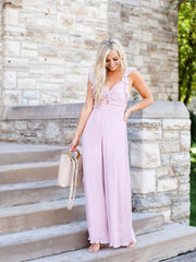ASTR Golden Hour Jumpsuit