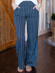 Billabong striped casual pant