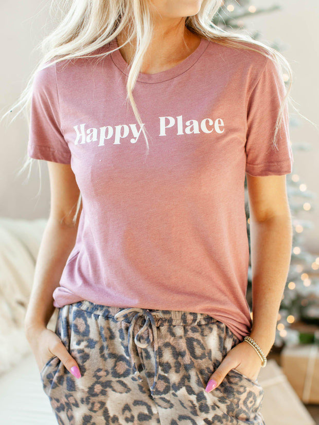 Happy Place Graphic Tee