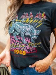 Daydreamer Def Leppard Graphic Tee
