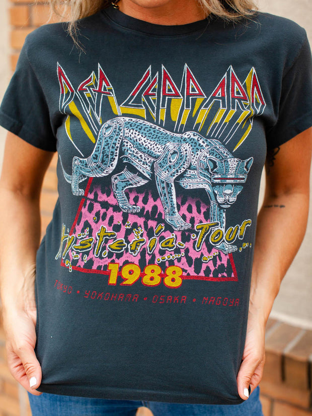 Def Leppard Japan '88 Tour