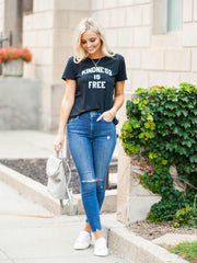 Kindness Is Free Loose Tee