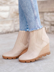 Sorel Ankle Wedge Boot