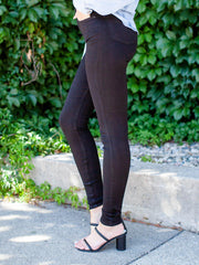 KUT Mia High Rise Black Skinny