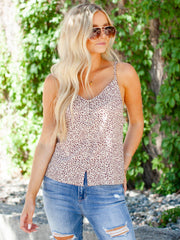 Sanctuary Essential Mini Leopard Tank